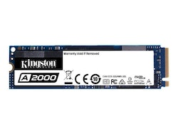 Kingston SSD A2000 1 TB NVMe M.2 2200/2000