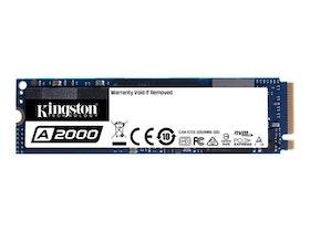 Kingston SSD A2000 1 TB NVMe M.2 2200/2000
