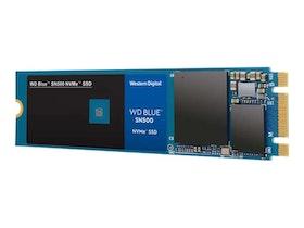 WD Blue SN500 NVMe SSD SSD WDS250G1B0C 250GB M.2 PCI Express 3.0 x2 (NVMe)