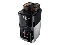 Philips Grind & Brew HD7769 - Kaffebryggare - svart