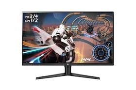 "LG 32GK850F-B - LED-skärm - 32"" (31.5"" visbar) - 2560 x 1440 QHD"