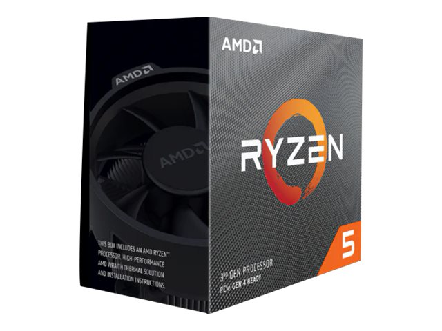 AMD CPU Ryzen 5 1500X 3.5GHz Quad-Core AM4