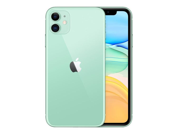 "Apple iPhone 11 6.1"" 256GB - Grön"