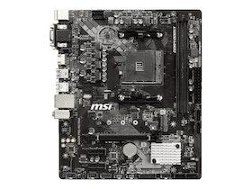 MSI B450M PRO-M2 MAX Micro-ATX AM4 AMD B450