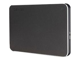 Toshiba Canvio Premium Harddisk 2TB USB 3.0