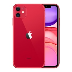 "Apple iPhone 11 6.1"" 128 GB - Röd"