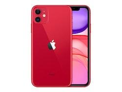 "Apple iPhone 11 6.1"" 256GB - Röd"