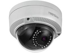 Trendnet TV-IP329PI, IP-säkerhetskamera, Inomhus & utomhus, Kabel, CE, FCC, UL, Kupol-formad, Tak