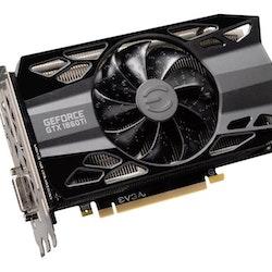 EVGA GeForce GTX 1660 Ti XC Svart GAMING 6GB GDDR6