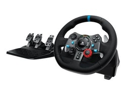 Logitech Driving Force G29 Svart