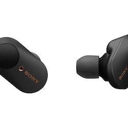 Sony WF-1000XM3 Äkta trådlös hörlurar med mikrofon Svart