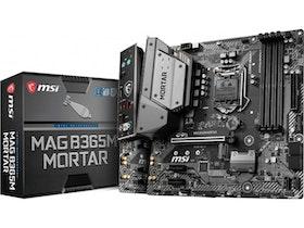 MSI MAG B365M MORTAR - Moderkort - micro ATX - LGA1151