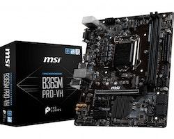 MSI B365M PRO-VH Micro-ATX LGA1151 Intel B365
