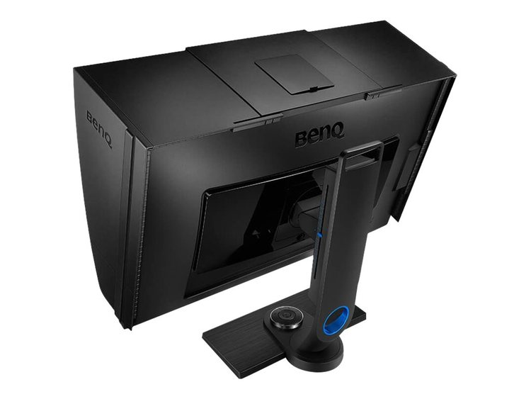 "BenQ PhotoVue SW2700PT 27"" 2560 x 1440 DVI HDMI DisplayPort Pivot Skärm"