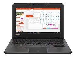 "Lenovo 100e (1st Gen) 11.6 ""N3450 4GB 128GB Graphics 500"