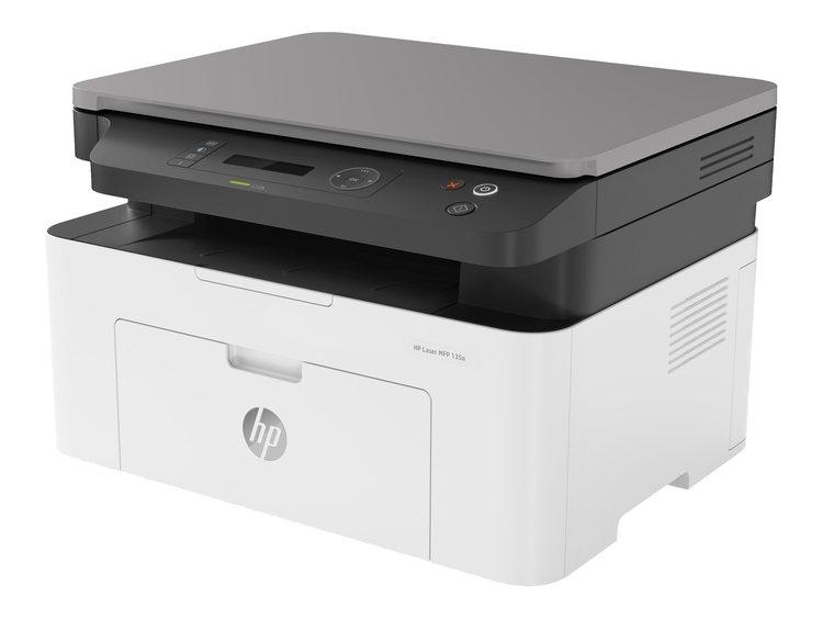 HP Laser MFP 135a laser