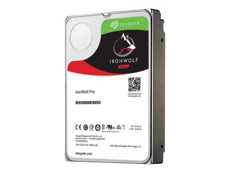 "Seagate IronWolf Pro Harddisk ST6000NE0021 6TB 3,5 ""SATA-600 7200 rpm"