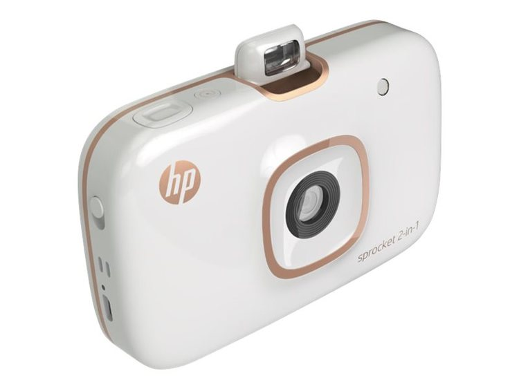 HP Sprocket 2-i-1 Vit