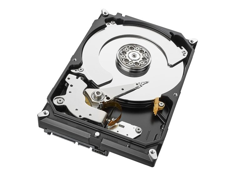 "Seagate IronWolf Pro Harddisk ST2000NE0025 2TB 3,5 ""SATA-600 7200 rpm"
