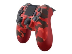 Sony DualShock 4 v2 Red Camo