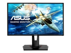 "ASUS VG248QG - LED-skärm - 24"" - 1920 x 1080 Full HD (1080p)"