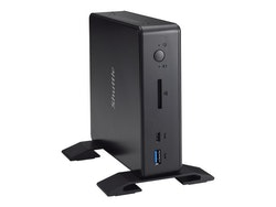 Shuttle XPC nano NC03U3 Mini PC I3-7100U 0GB 0GB No-OS
