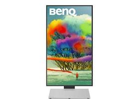 """BenQ DesignVue PD2710QC 27 """"2560 x 1440 HDMI DisplayPort Mini DisplayPort USB-C 60Hz Pivot Skärm"""