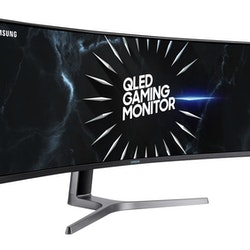 """Samsung C49RG94SSU 49"""" 5120 x 1440 HDMI DisplayPort 120Hz"""