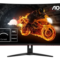 """AOC CQ32G1 31,5 """"2560 x 1440 HDMI DisplayPort 144Hz"""
