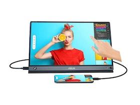 "ASUS ZenScreen Touch MB16AMT 15,6 ""1920 x 1080 Micro HDMI USB-C"
