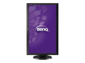 """BenQ BL2405PT 24"""" 1920 x 1080 VGA (HD-15) HDMI DisplayPort Pivot Skärm"""