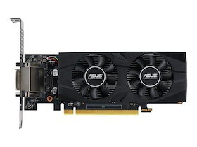 Asus GeForce GTX 1650 OC LP 4GB GDDR5 - grafikkort