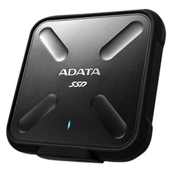 ADATA Durable SSD SD700 512GB USB 3.1 Gen 1 Svart