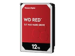 "WD Red NAS Hard Drive Harddisk WD120EFAX 12TB 3.5"" SATA-600 5400rpm"