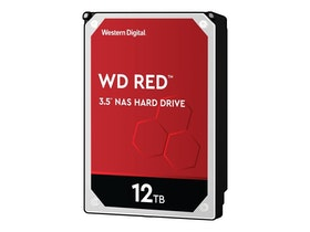 "WD Red NAS Hard Drive Harddisk WD120EFAX 12TB 3.5"" SATA-600 5400rpm"