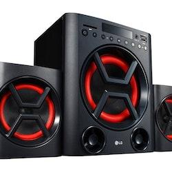 LG XBOOM LK72B Röd Svart