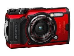 Olympus Tough TG-6 12Megapixel Röd Svart Digitalkamera