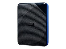 WD Gaming Drive Harddisk WDBM1M0040BBK 4TB USB 3.0