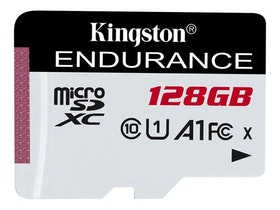 Kingston High Endurance microSDXC 128 GB A1 / UHS-I U1 / Class10