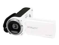 Easypix DVC5227 Flash 720p Vit Videokamera