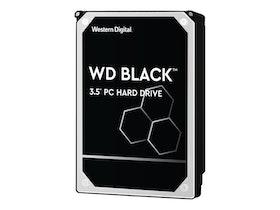 """WD Black Harddisk WD4005FZBX 4TB 3.5"""" SATA-600 7200rpm"""