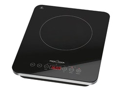 ProfiCook PC-EKI 1062 - Electric hot plate - 2000 W - stainless steel/black