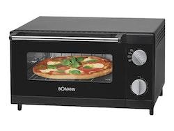 Bomann MPO 2246 CB - Pizza ovn - 12 liter - 1000 W