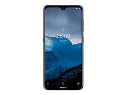 Nokia 6.2 Dual-SIM 4GB/64GB ceramic black Android 9.0 Smartphone