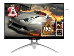 "AOC Gaming AG272FCX6 27 ""1920 x 1080 VGA (HD-15) HDMI DisplayPort 165Hz"