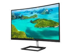 "Philips E-line 322E1C 32 ""1920 x 1080 VGA (HD-15) HDMI DisplayPort 75Hz"