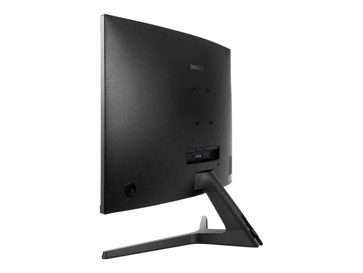 "Samsung C27R500FHU - LED-skärm - 27 ""(26,9"" synlig) - 1920 x 1080 HDMI, VGA"