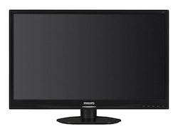 "Philips S-line 241S4LCB 24"" 1920 x 1080 DVI VGA (HD-15) 60Hz Pivot Skärm"