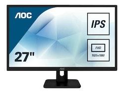 "AOC 27E1H 27"" 1920 x 1080 VGA (HD-15) HDMI 60Hz"