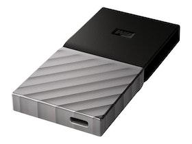 WD My Passport SSD SSD WDBKVX2560PSL 256GB USB 3.1 Gen 2